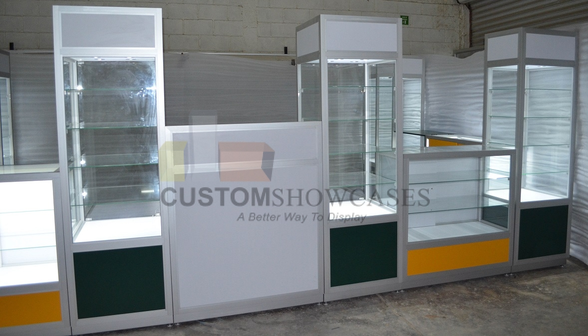 New Kiosk Design u2013 Just completed and shipped to Phoenix Arizona!