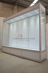 Large Mannequin Display Cases