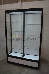 Wall Upright Display Cases