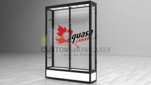 Wall Upright Display Cabinets