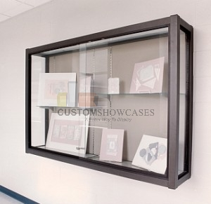 Wall Mounted Display Showcase 35