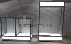 Wall Upright Showcases 639 - email
