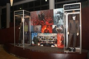 Mannequin Showcases for the movie industry