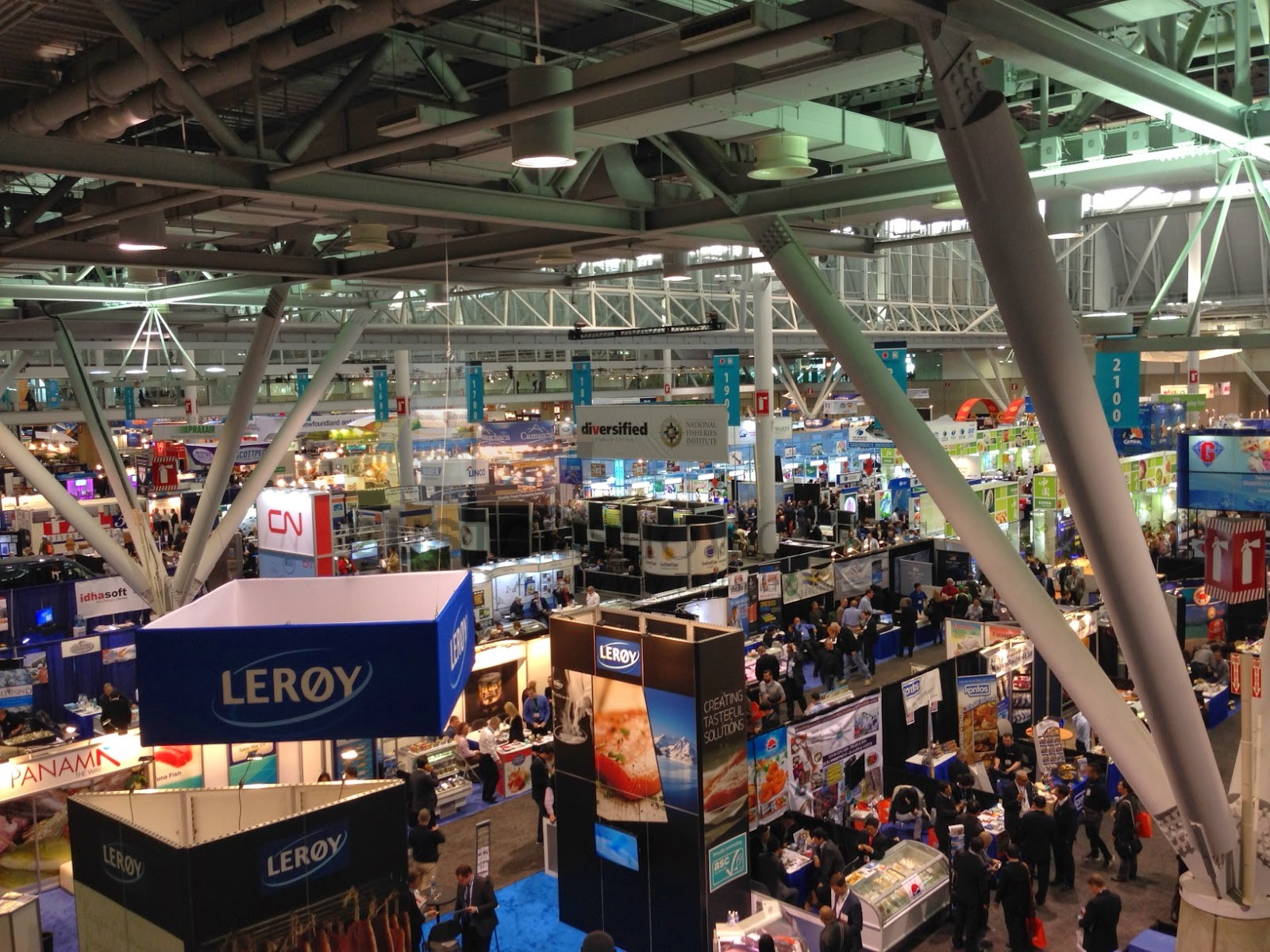 Trade Shows October 2018